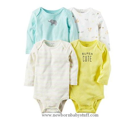 4 Month Baby Boy Clothes by Baby Boy Clothes S Baby 4 Pack Bodysuits