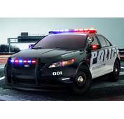 Ford Police Cars Picture