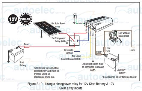 28 wiring diagram redarc battery isolator