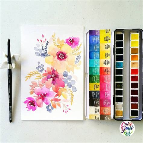 schmincke watercolor 17 best ideas about watercolor brushes on pinterest