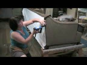 upholstery how to upholster the outside back on a sofa