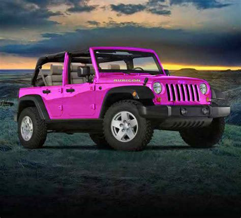 Pink Jeep Wrangler Cars For Sale I Pink Jeeps Pirate4x4 4x4 And Road Forum