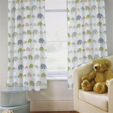 Ready Steady Bed Childrens Kids Bedroom Tape Top Ready Ready Made Nursery Curtains