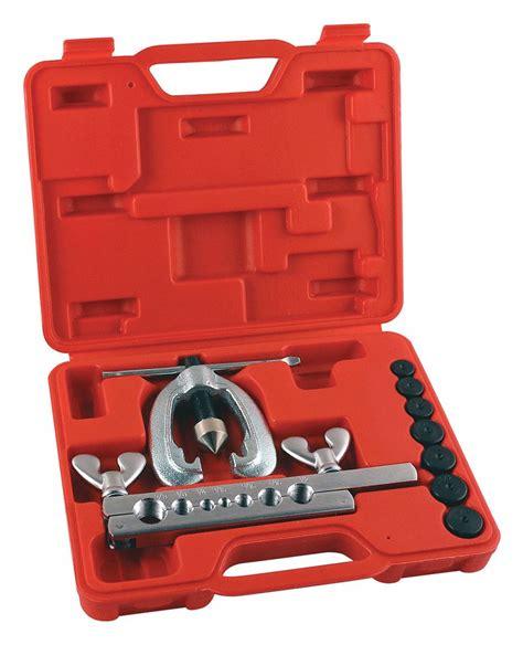 Granger Tools by Westward Tool Set Flaring 9 Pcs 45jw59 45jw59