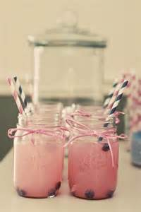 pink non alcoholic drinks baby shower pink punch