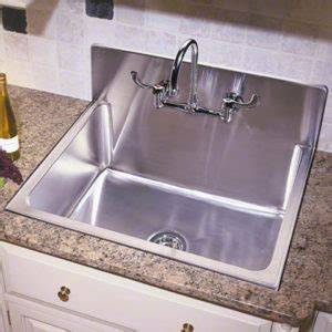 kitchen sink with backsplash kitchen sinks large farmhouse sink with steel backsplash