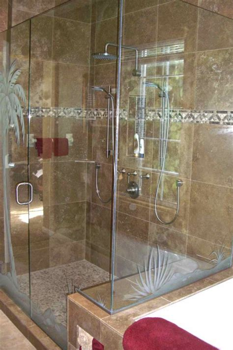 Standing Shower Glass Door Homeofficedecoration Free Standing Shower Stall With Door