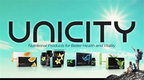 Unicity Products Images