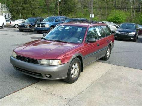 1995 subaru outback 1995 subaru legacy for sale carsforsale com