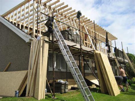 Flat Roof Dormer Construction Details Bambridge Loft Conversions Flat Dormer Conversion The