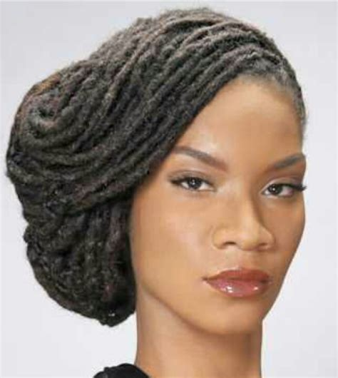 elegant dreadlock hairstyles for women pin by sonia roberts chin young on i love my locs