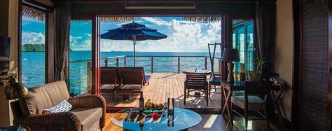 Jacuzzi Bath With Shower palau beach bungalows palau pacific resort water