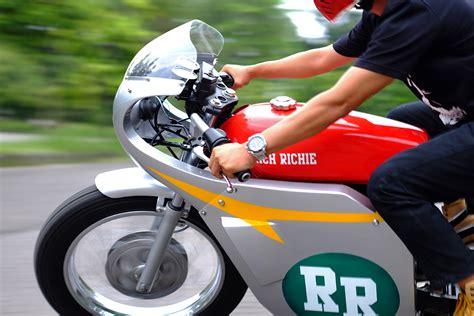 One Way Pelor Stater Honda Tiger road rebel 166 rich richie honda tiger return of the