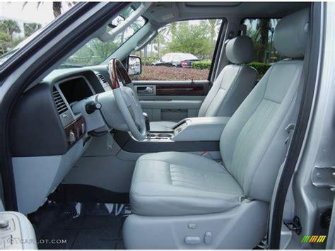 2006 Lincoln Navigator Interior by 2006 Lincoln Navigator Luxury 4x4 Interior Photos