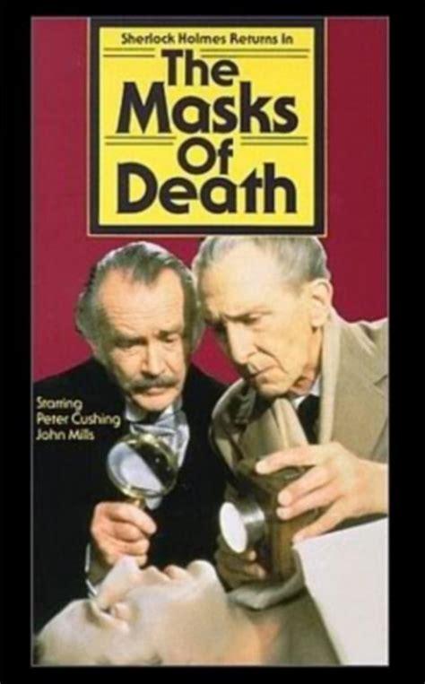 sherlock holmes y la 8467908874 sherlock holmes y la m 225 scara de la muerte tv 1984 filmaffinity