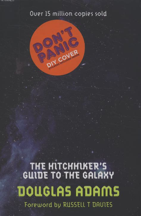 douglas the hitchhiker trilogy the hitchhiker s guide to the galaxy volume one in the