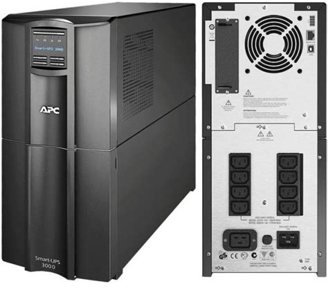 Apc Ups Smt3000i souq apc smt3000i smart ups 3000va lcd 230v black uae