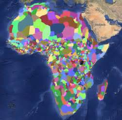 Ethnic Map Of Africa by These Amazing Maps Show The True Diversity Of Africa Mic