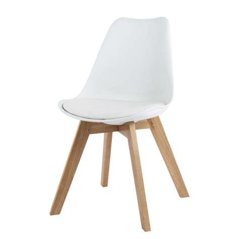 Stuhl Eiche by Wei 223 Er Skandinavischer Stuhl Mit Massiver Eiche