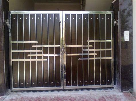 nursing home gate design iron pipe gate design for home ftempo