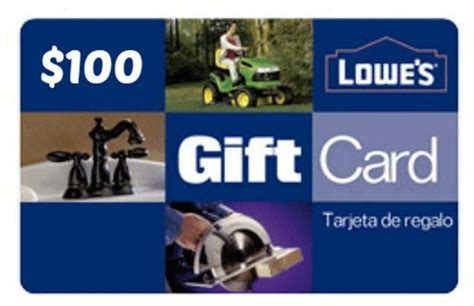 Lowes Email Gift Card - 100 lowe s gift card giveaway powered by mom