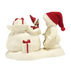 department 56 snowbabies on the shelf helps
