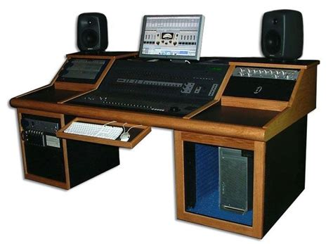 8 Best Recording Studio Equipment Images On Pinterest Recording Studio Desk