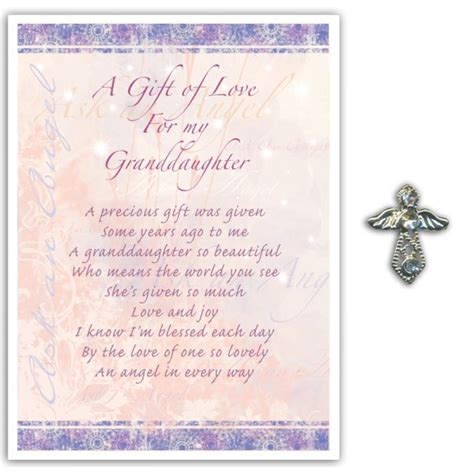 gifts for granddaughters gift granddaughter willow company greetings