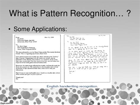 pattern recognition duda seminar pattern recognition
