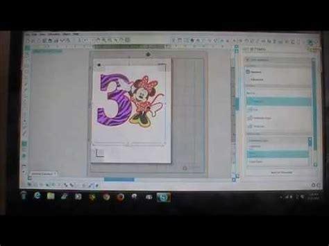 inkjet printable vinyl youtube silhouette print and cut with inkjet printable vinyl youtube