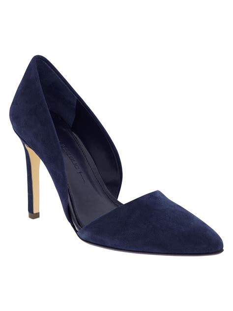 banana republic slippers banana republic adelia d orsay in blue lyst