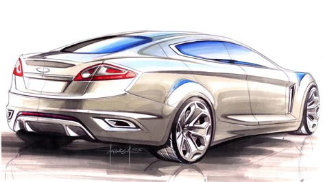 ford design in the the missing link the mustang source ford mustang forums