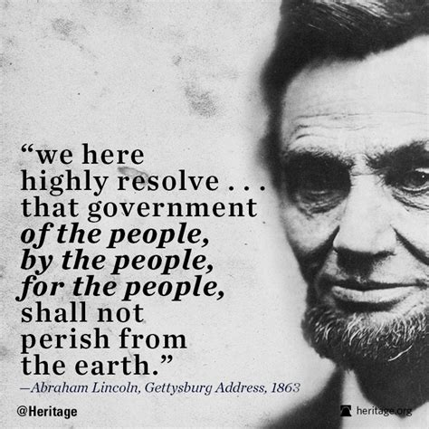 abraham lincoln heirs gettysburg address anniversary is government still quot of