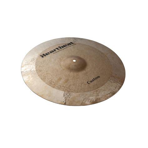 Handmade Cymbals - custom crash cymbals heartbeat worship