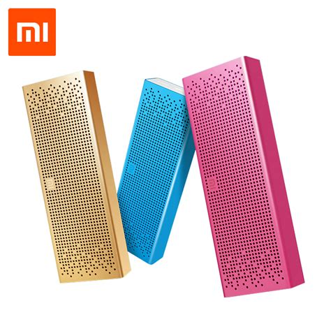 Gratis Ongkiroriginal Remax Mini Desktop Speaker Portable Bluetooth ᑐoriginal xiaomi mi bluetooth hifi φ φ speaker speaker wireless stereo mini portable 웃 유 mp3 mp3