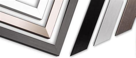 cornici in alluminio per quadri lpm cornici per quadri classici metallo
