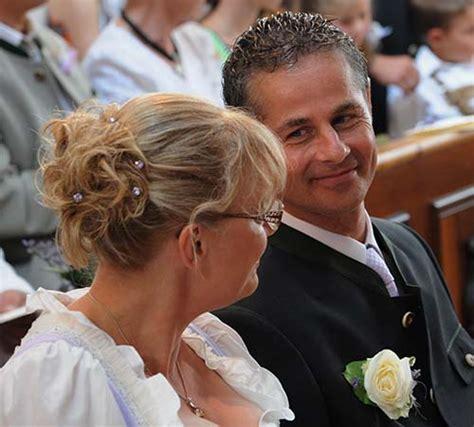 Hochzeitsfrisur Tracht by Brautfrisuren Bilder Brautschmuck Org