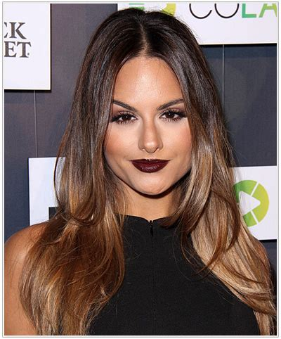 long wavy brown ombre hairstyle for women 2014 pretty new ways to do an ombre hairstyle
