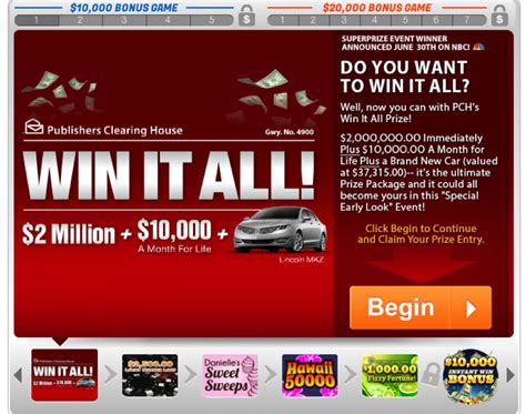 Enter Pch Com - 6 fun ways to enter to win it all on june 30th pch blog