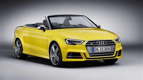 Audi S3 Cabrio by 2017 Audi S3 Cabriolet Picture 671967 Car Review Top