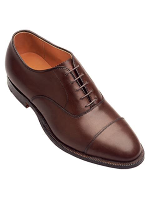 alden oxford shoes alden 920 brown calfskin