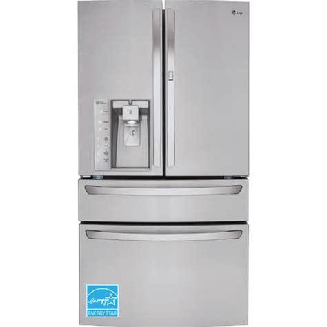 Lg Four Door Refrigerator by Lg 29 9 Cuft Stainless Steel 4 Door Door