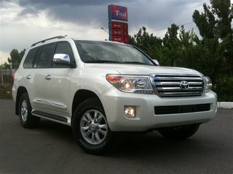 Toyota Land Cruiser 2012 Used 2012 Toyota Land Cruiser Photos 4000cc Gasoline