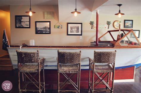Boathouse Kitchen And Bar Menu by Diy Boat Bar Lake Geneva Wi