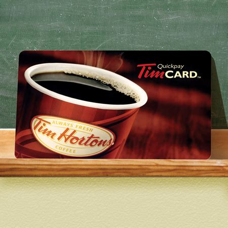 Gift Card 5 - 5 tim hortons gift card abadata academy