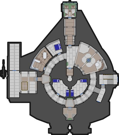 Custom House Blueprints by Corellian Xs Light Freighter 44 M Deckplan By Oriet On