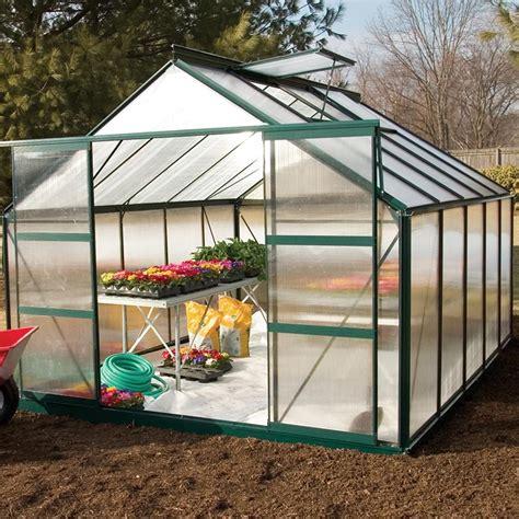 growspan estate hobby medium greenhouse