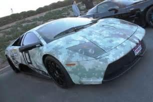 Camo Lamborghini Digital Camo Lamborghini