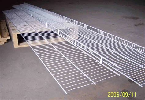 Wire Closet Shelving Manufacturers Wire Shelving For Closet Or Wardrobe China