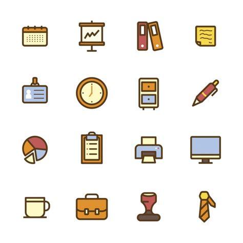 telecharger icone bureau collection d ic 244 nes d 233 l 233 ments du bureau t 233 l 233 charger des